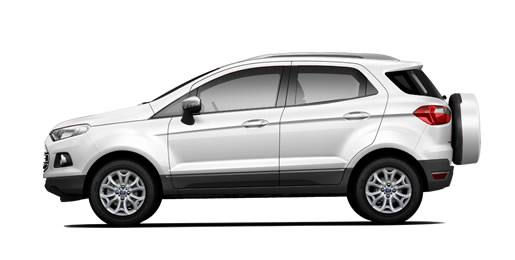 Ford Ecosport Rent a Car Alquiler de Autos
